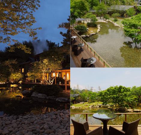 日本庭園について